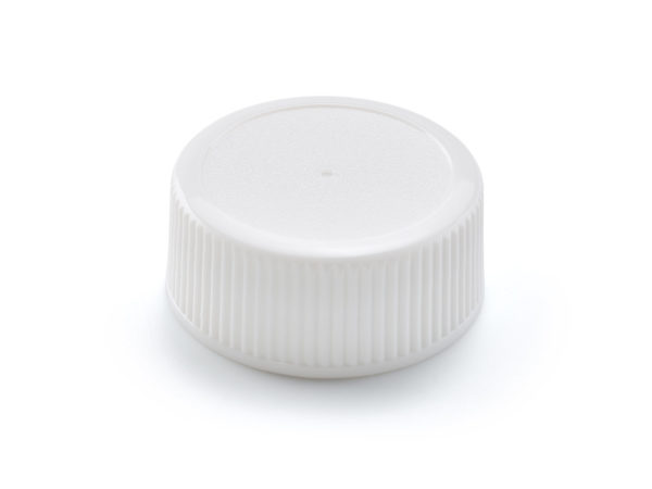 Cap for Scintillation Vial, White